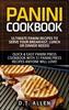 Thumbnail Panini Cookbook: Ultimate Panini Recipes to Serve Your Break